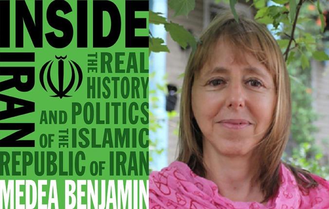Medea Benjamin Iran