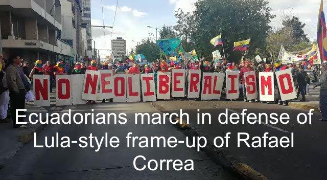 Correa march