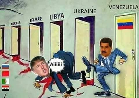 Maduro vs Trump (1)