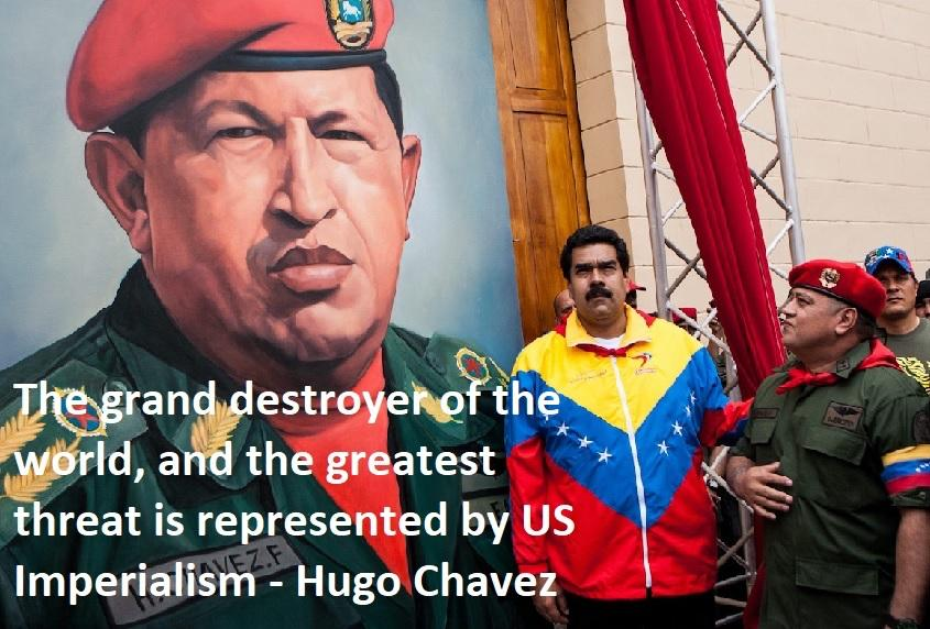 Hugo Chavez US imperialism 3