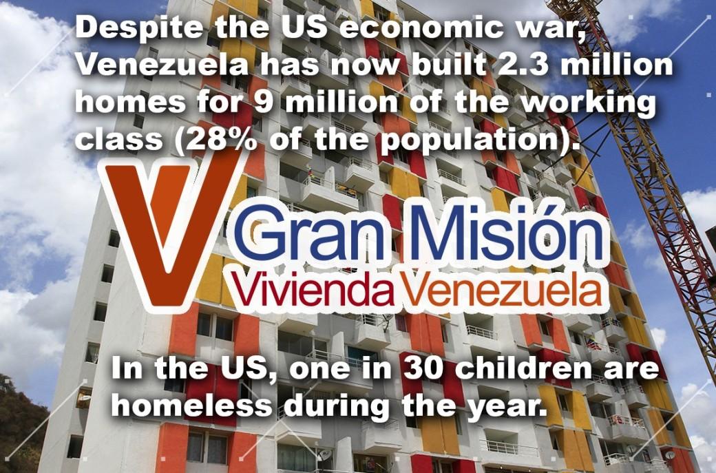 gran mission vivienda 2018 with words