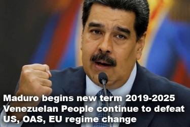 maduro 2019-2025