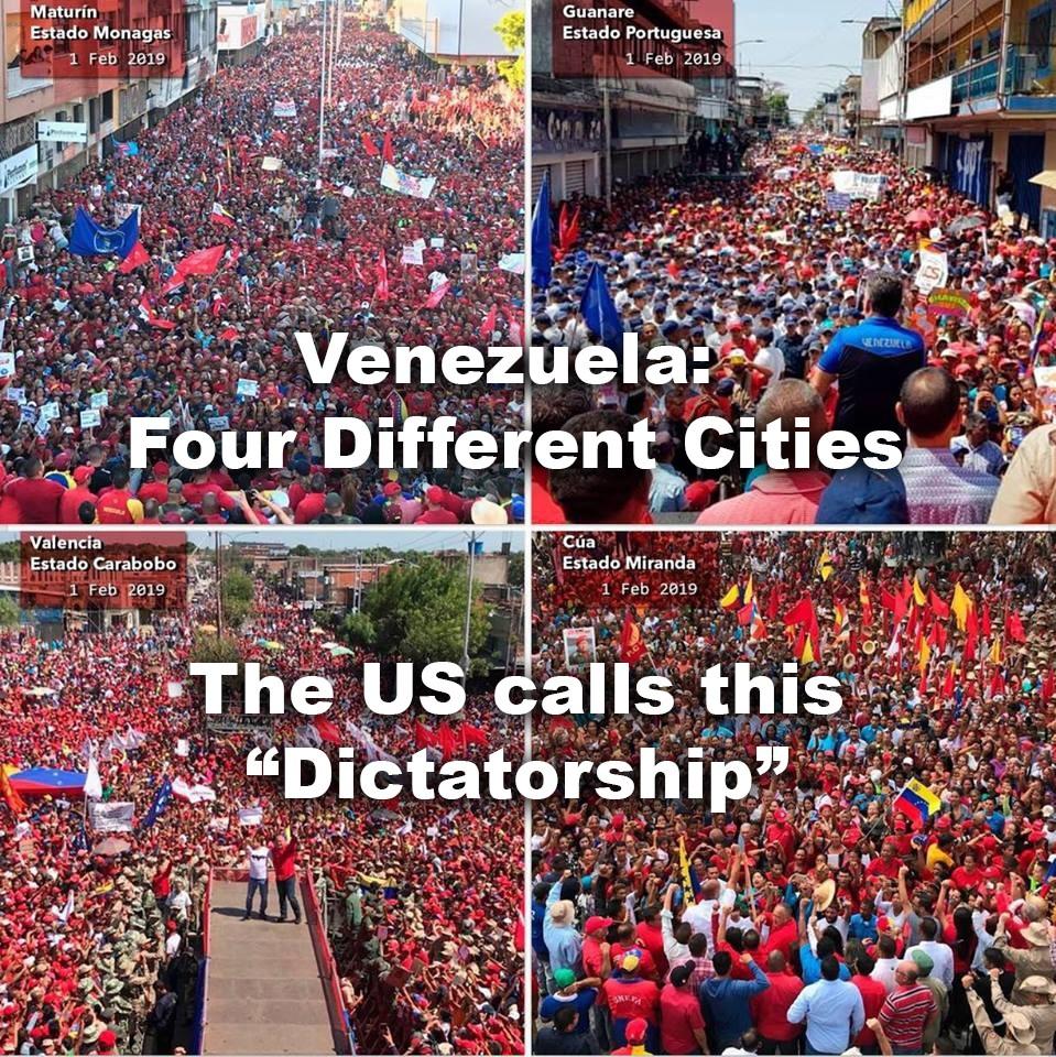 Venezuela rallies Feb 1 2019 new words