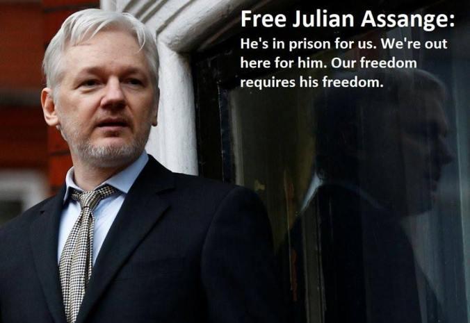 Free Julian Assange