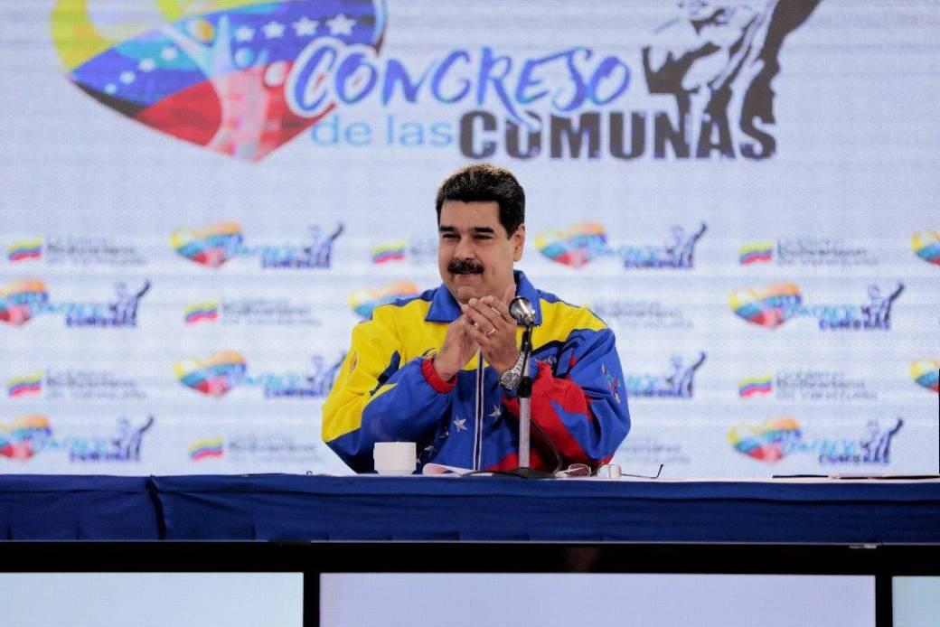 Maduro comunas2