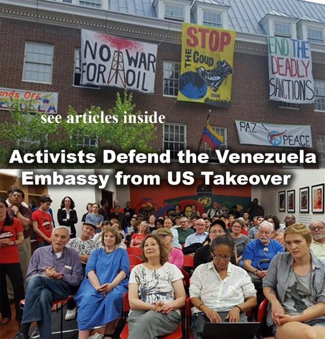 Venezuela Embassy words words