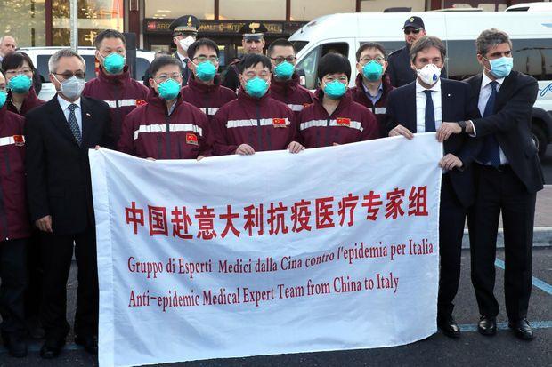 China coronavirus aid